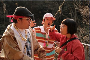 『SRサイタマノラッパー2 女子ラッパー☆傷だらけのライム』1