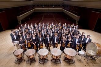 管弦楽:新日本フィルハーモニー交響楽団