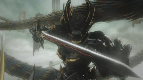 『呀<KIBA>~暗黒騎士鎧伝~』