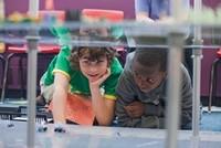 『ワールドピースゲームと小学4年生』