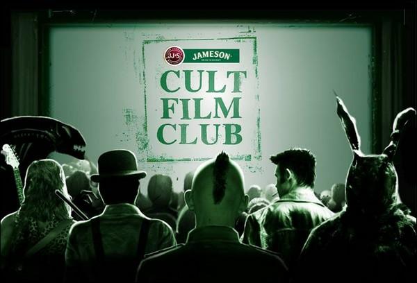 『JAMESON CULT FILM CLUB』