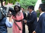 『戦乱前夜に咲いた花 ~地球でイチバン新しい国・南スーダン~』