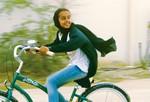 『少女は自転車にのって』