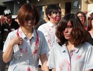 2014年5月『下北沢ゾンビウォーク』2