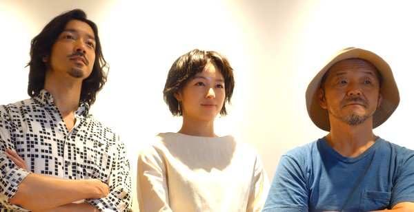 『東京無国籍少女』 清野菜名、押井守監督、金子ノブアキ トークショー