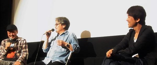 『華魂 幻影』大西信満さん×川瀬陽太さん×佐藤寿保監督 トークイベント2