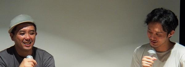 『リベリアの白い血』亀山亮(写真家)×福永壮志監督8.16トークイベントレポート