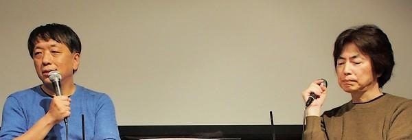 『サーミの血』宮台真司(社会学者)× 榎本憲男(小説家・映画監督)トークイベントレポート