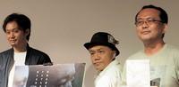 映画『リベリアの白い血』水道橋博士(お笑いタレント)×松崎まこと(映画評論家)×福永壮志監督9.4トークイベントレポート