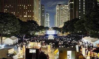 Screen @ Shinjuku Central Park 2019 会場イメージ画像