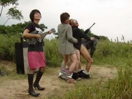電撃BOPのセクシーマザーファッカーズに!!3
