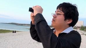 「ぼくは写真で世界とつながる~米田祐二22歳~」場面5
