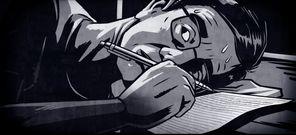 『馬三家からの手紙』場面画像3
