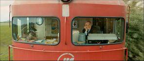 『鉄道運転士の花束』場面画像3