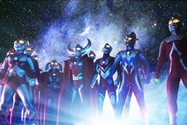 『ウルトラマンゼロ THE MOVIE 超決戦!べリアル銀河帝国』4
