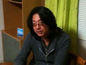 亀井亨監督2