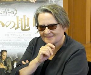 アグニェシュカ・ホランド監督1