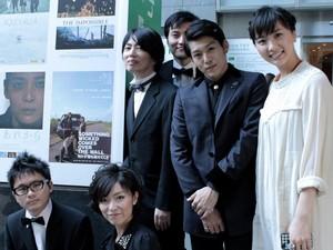 榎本憲男監督&榎本組 on グリーン・カーペット2