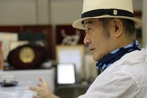 佐々木昭一郎監督/『ミンヨン 倍音の法則』