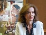 アンヌ・フォンテーヌ監督合同インタビュー:映画『ボヴァリー夫人とパン屋』について