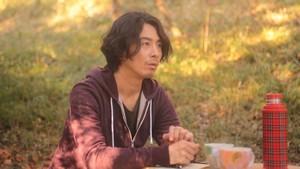 『森のカフェ』場面1