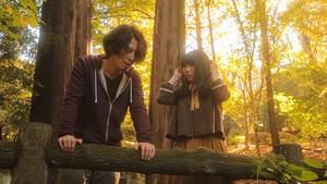 『森のカフェ』場面3