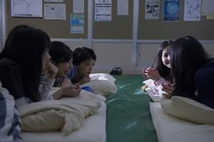 『ドロメ【男子篇】』『ドロメ【女子篇】』場面3