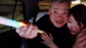 『オールディックフォギー/歯車にまどわされて』仲野茂(アナーキー)・中尊寺まい(ベッド・イン)出演場面