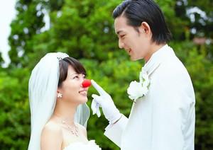 『泣き虫ピエロの結婚式』