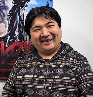 井口 昇監督2