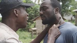 『リベリアの白い血』場面9