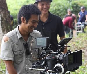 メイキング:村上涼撮影監督
