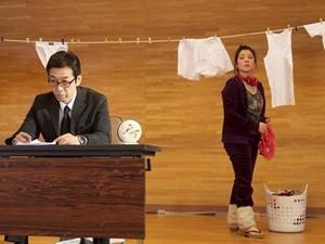 『審判』村田一郎、川上史津子