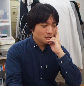 杉田協士監督2
