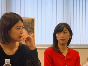 縄田かのん(女優)&中神円(女優)画像2