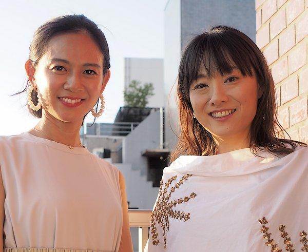 『ミセス・ノイズィ』天野千尋監督&篠原ゆき子(俳優)画像
