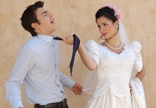 結婚大騒動