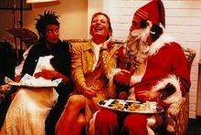 サンタが家にやって来た!