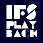 『IFS PLAYBACKインディーズフィルム・ショウ プレイバック』ロゴ画像