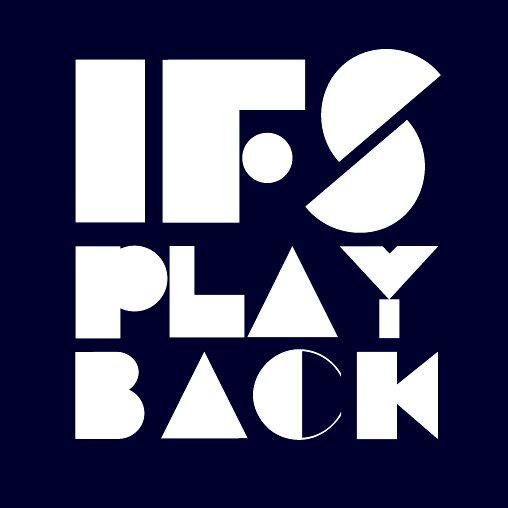「IFS PLAYBACK」ロゴ画像
