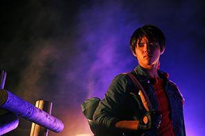 『一文字拳 序章 最強カンフー少年対地獄の殺人空手使い』場面画像1