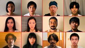 『2020年東京。12人の役者たち』画像