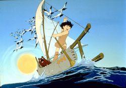 「太陽の王子 ホルスの大冒険」画像