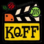 第13回 関西クィア映画祭 2019ポスター画像 9/21(土)~23(月)、豊中すてっぷホール、10/18(金)~20(日)、京都大学 西部講堂 にて開催
