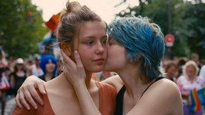 『アデル、ブルーは熱い色』画像