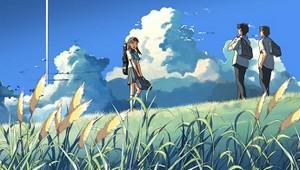 『雲のむこう、約束の場所』
