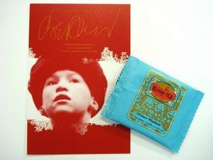 特製ポストカード&高級ロシアンティ『KUSMI TEA』