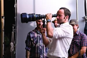 トム・フォード監督撮影風景