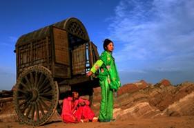 『女と銃と荒野の麺屋』2