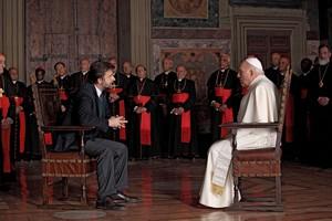 『ローマ法王の休日』6